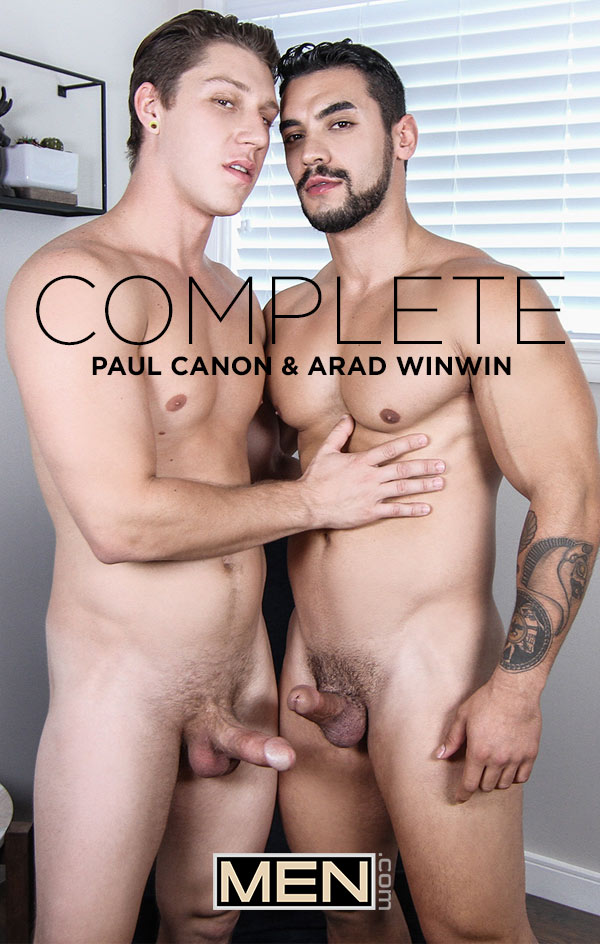 Complete (Arad Winwin Fucks Paul Canon) at Gods Of Men