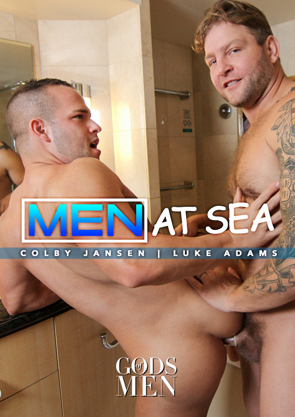 Men At Sea: Part 4 (Colby Jansen and Luke Adams) at Gods Of Men