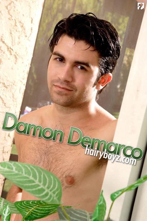 Damon Demarco at HairyBoyz