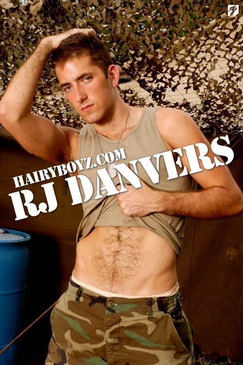 RJ Danvers at HairyBoyz