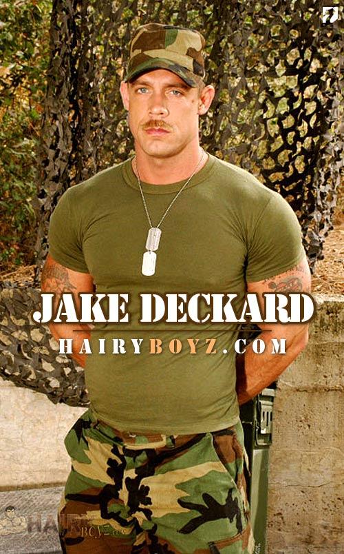 Jake Deckard (Set 5) at HairyBoyz