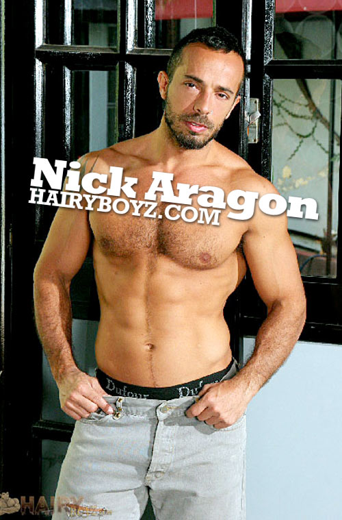 Nick Aragon (Set 1) at HairyBoyz