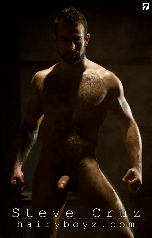 Steve Cruz (Set 6) at HairyBoyz