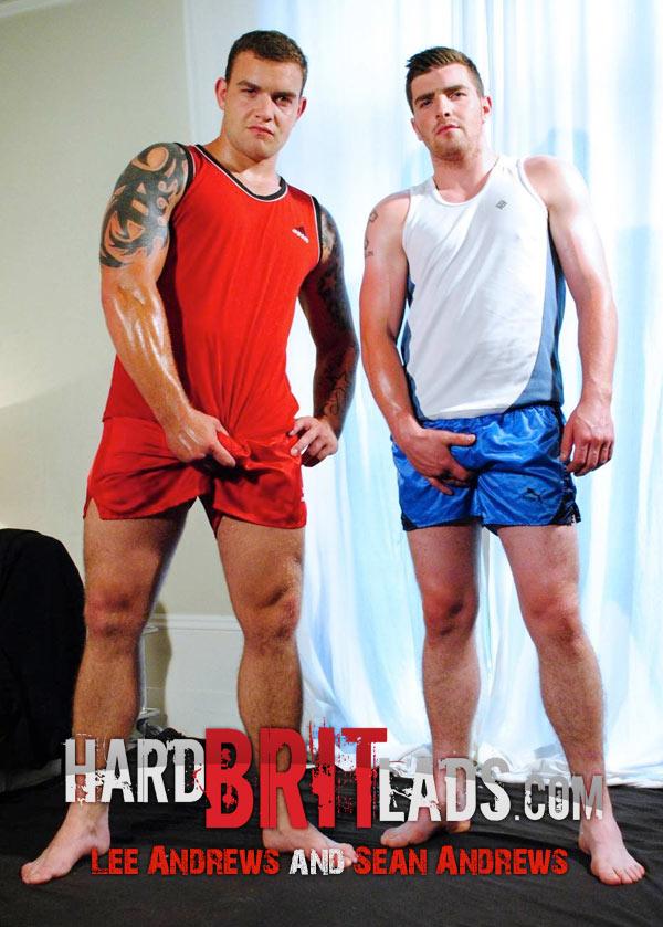 Lee Andrews & Sean Andrews at HardBritLads