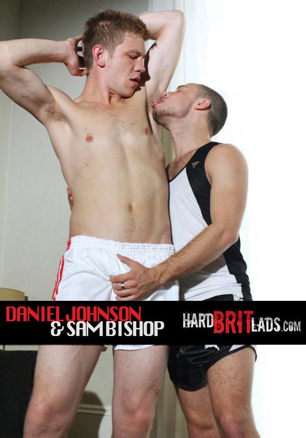 Daniel Johnson & Sam Bishop at HardBritLads
