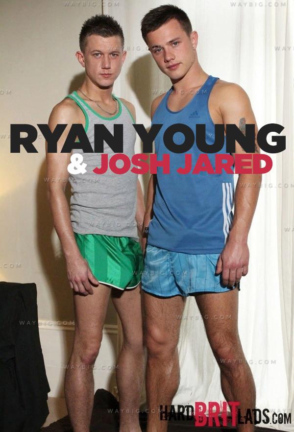 Ryan Young & Josh Jared at HardBritLads