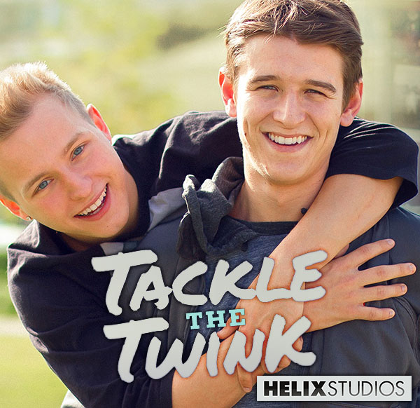 Tackle The Twink Evan Parker Fucks Noah White) at HelixStudios