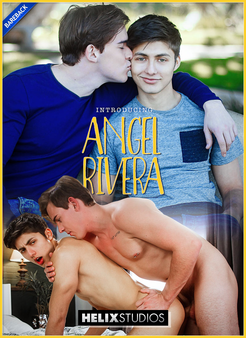 Introducing Angel Rivera (with Josh Brady) (Bareback) at HelixStudios