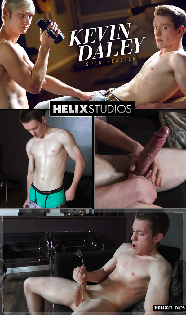Kevin Daley Solo Session (with Max Carter) at HelixStudios