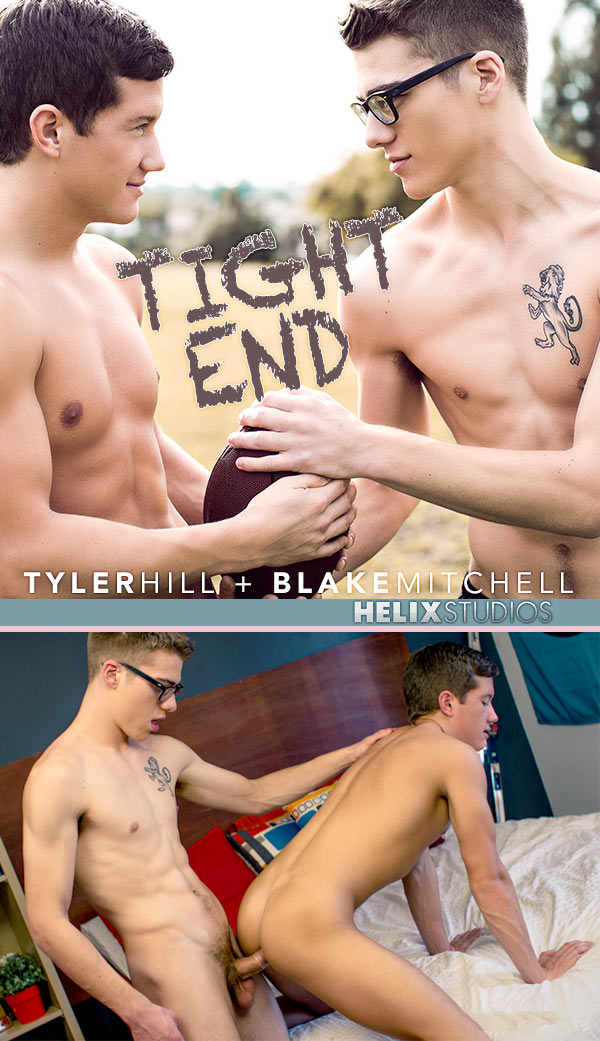Tight End (Tyler Hill & Blake Mitchell) at HelixStudios