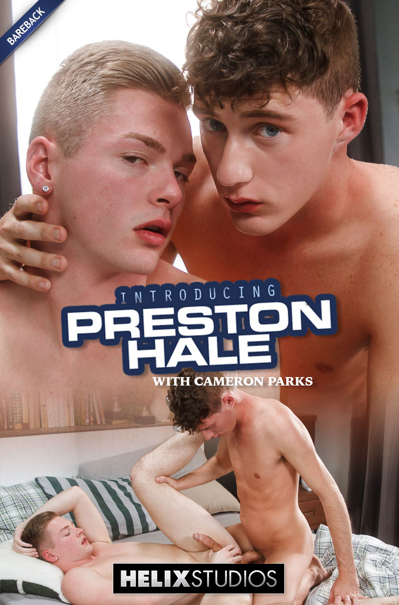 Introducing Preston Hale (with Cameron Parks) at HelixStudios