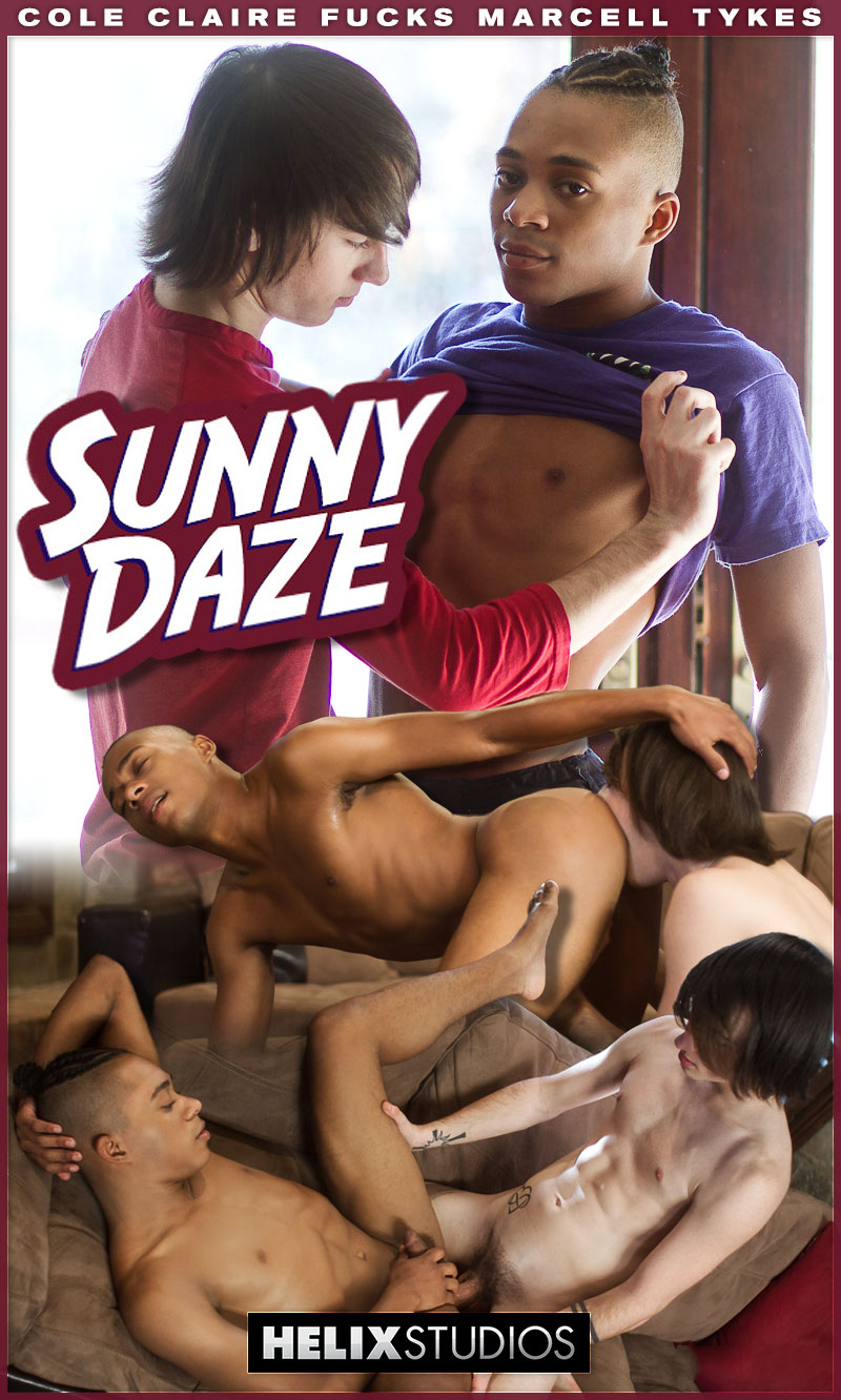 Sunny Daze (Cole Claire Fucks Marcell Tykes) at HelixStudios
