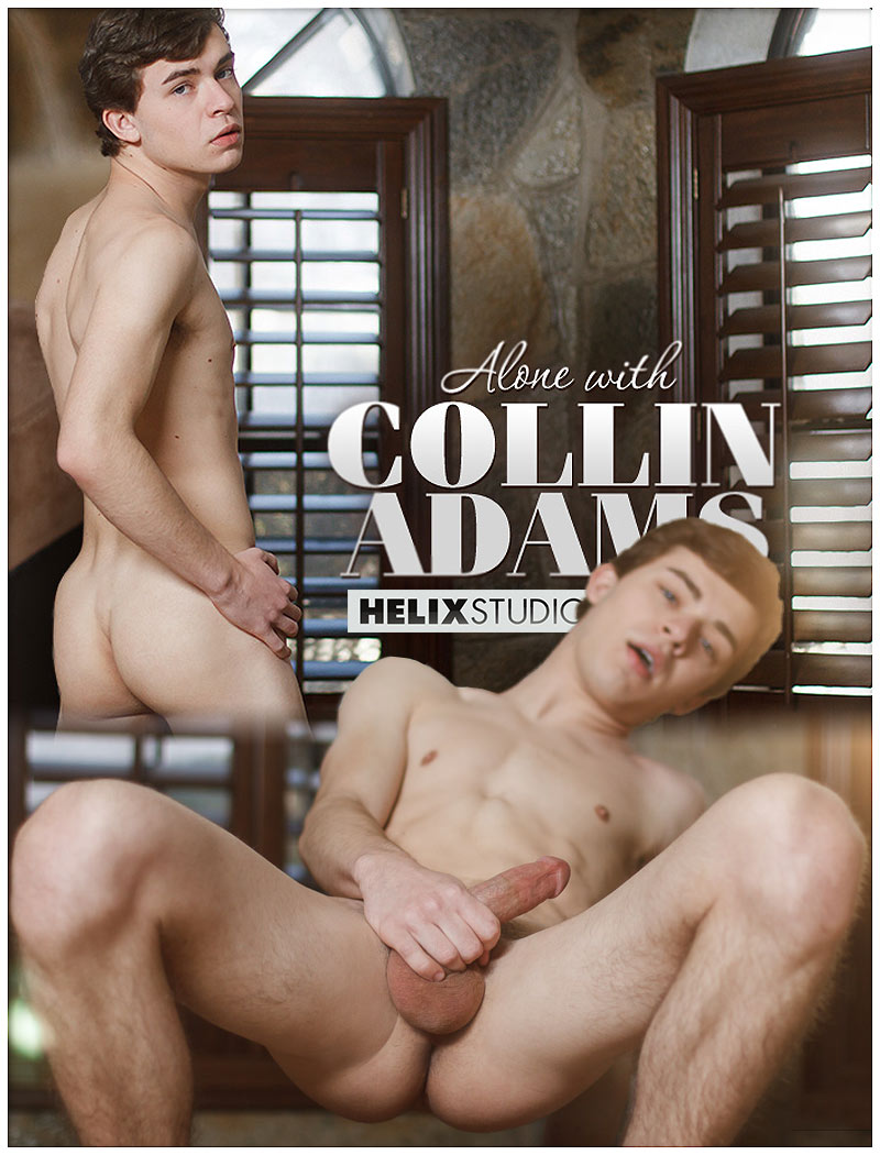 Alone With Collin Adams at HelixStudios