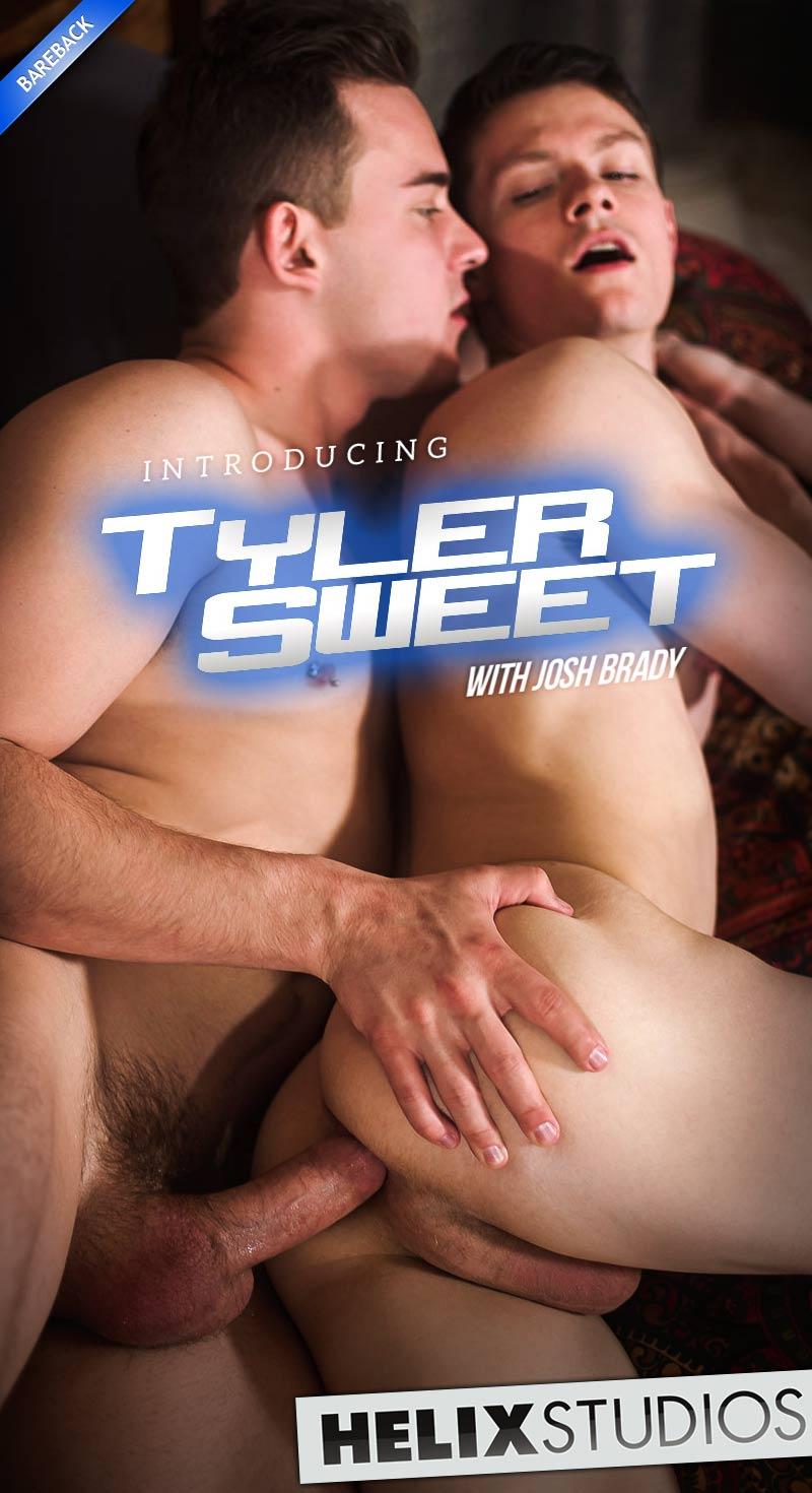 Introducing Tyler Sweet (with Josh Brady) at HelixStudios