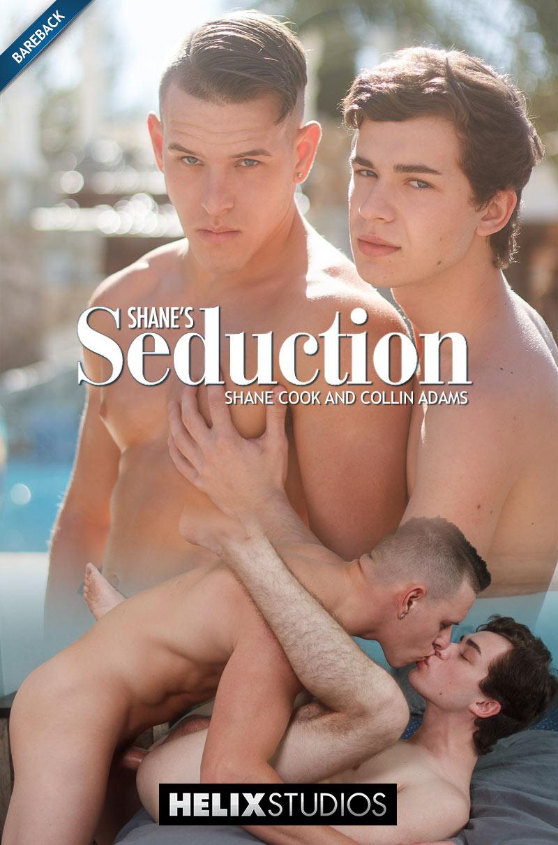Shane's Seduction (Shane Cook Fucks Collin Adams) (Bareback) at HelixStudios
