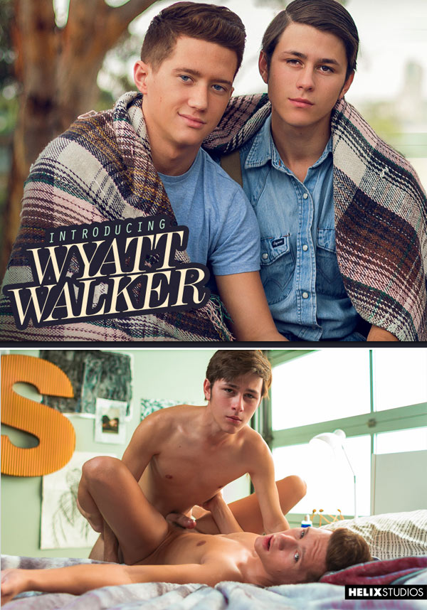 Introducing Wyatt Walker (with Tyler Hill) at HelixStudios