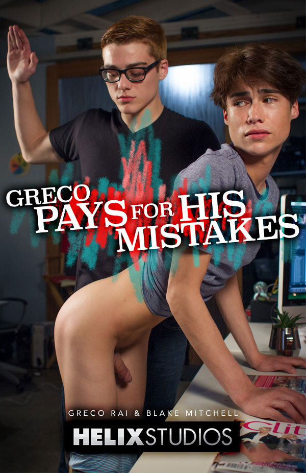Greco Pays For His Mistakes (Greco Rai & Blake Mitchell) at HelixStudios