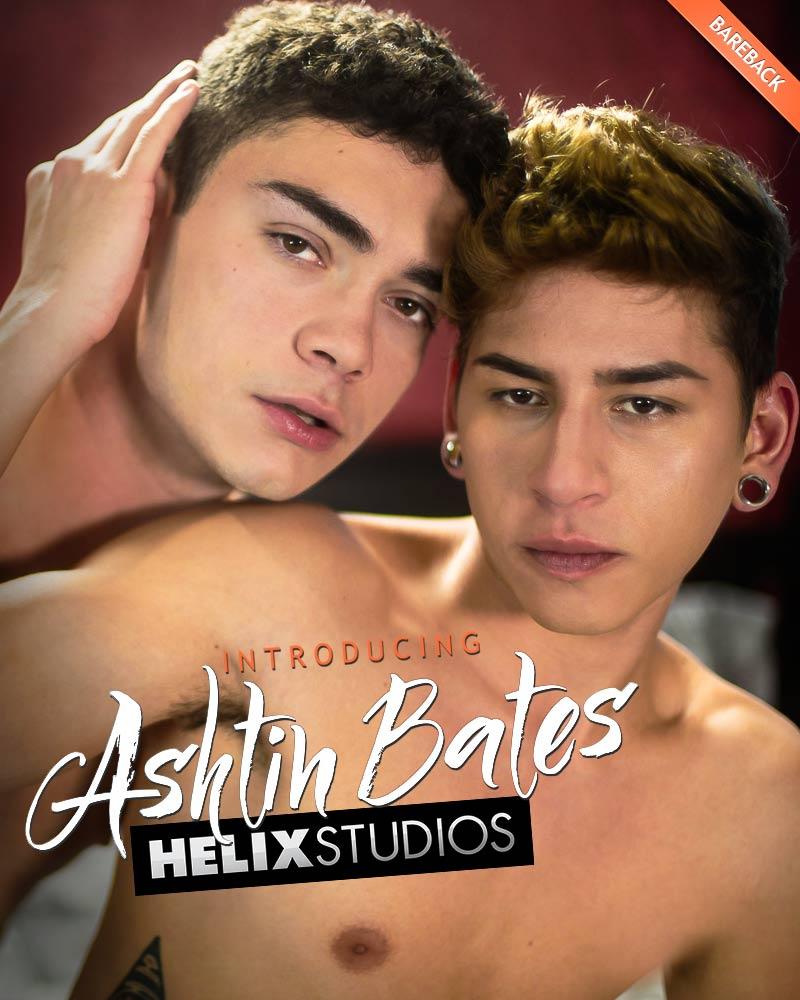 Introducing Ashtin Bates (with Aiden Garcia) at HelixStudios