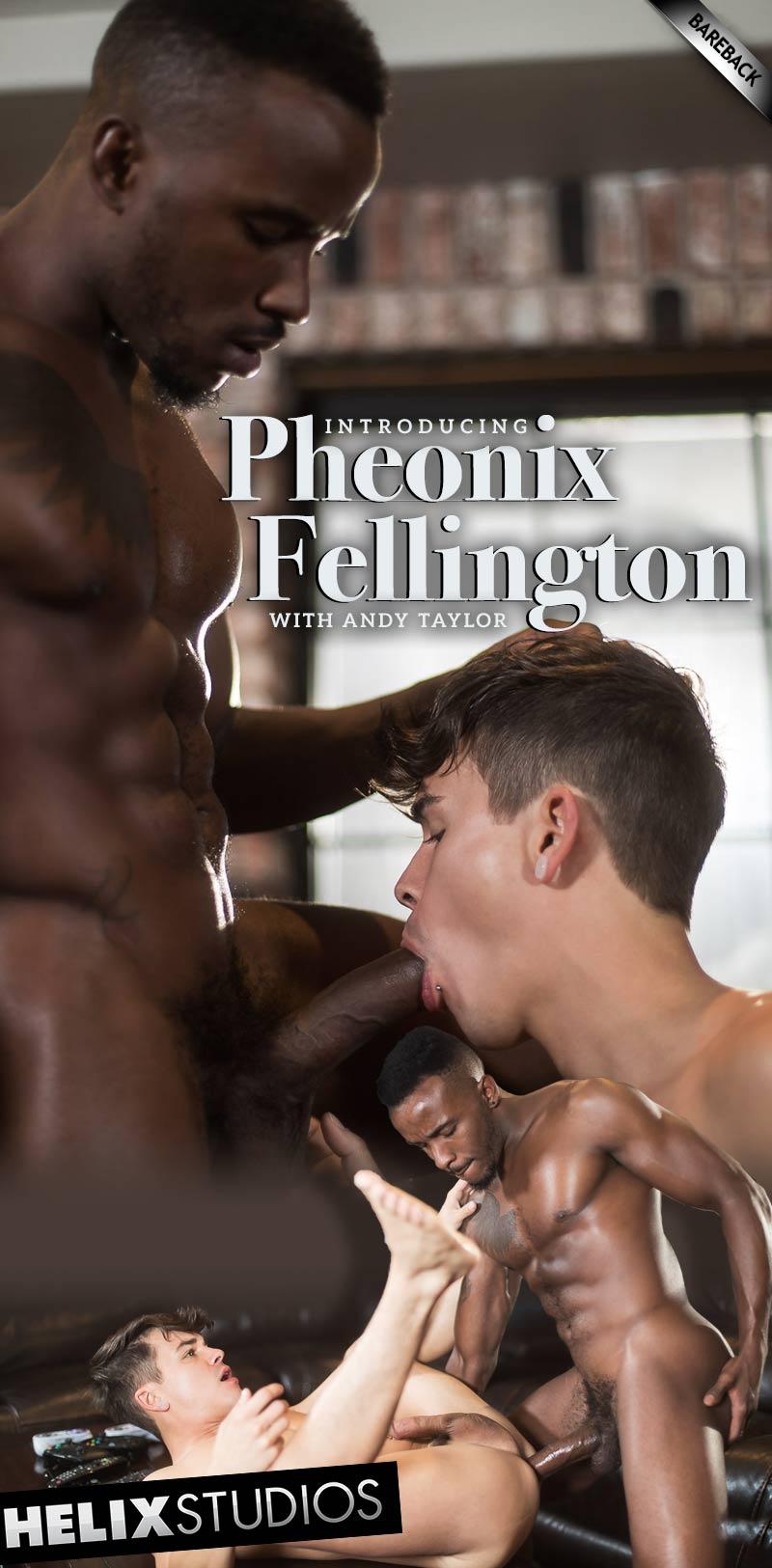Pheonix Fellington Fuck Andy Taylor at HelixStudios