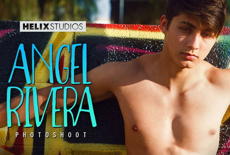Angel Rivera Photoshoot at HelixStudios