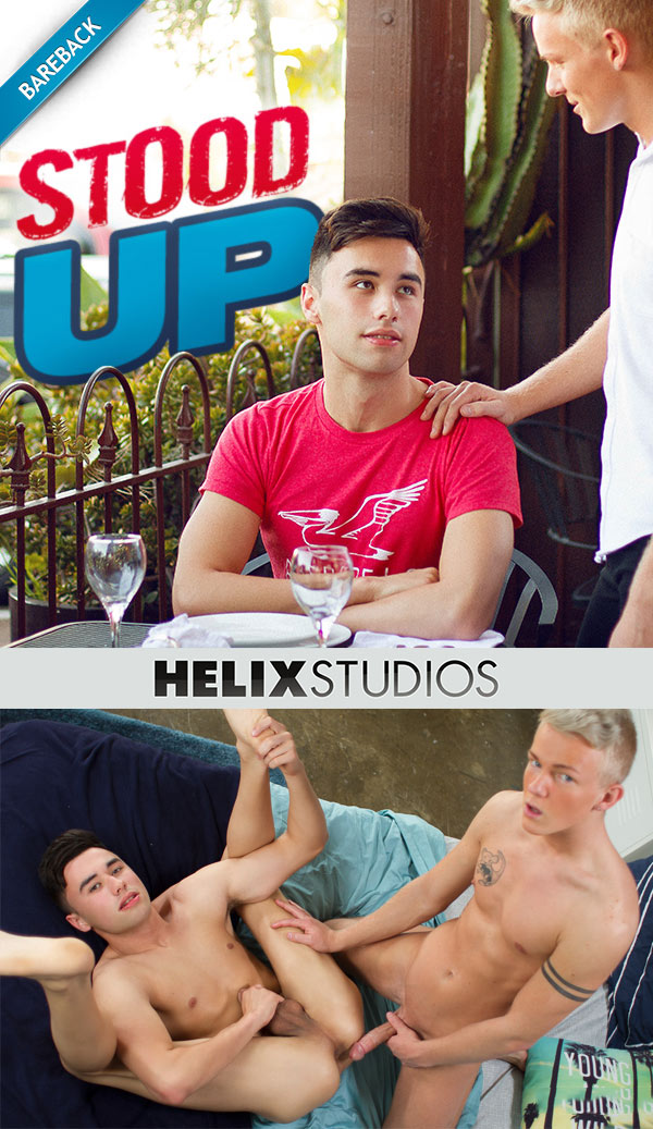 Stood Up (Cole Turner and Jeremy Price Flip-Fuck) at HelixStudios