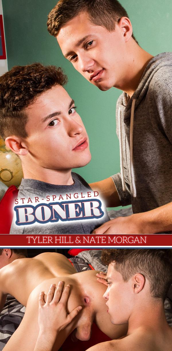 Star-Spangled Boner (Nate Morgan Fucks Tyler Hill) at HelixStudios