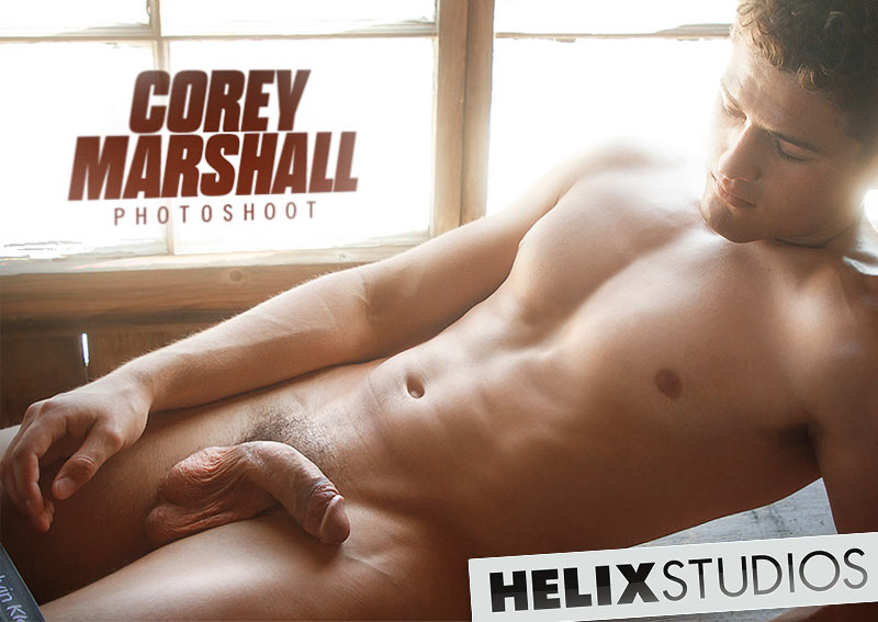 Corey Marshall Photoshoot at HelixStudios