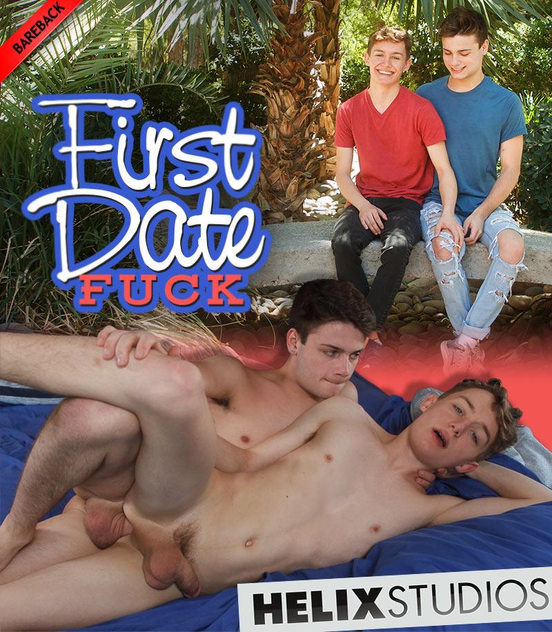First Date Fuck (Ryan Bailey Fucks Leo Frost) at HelixStudios
