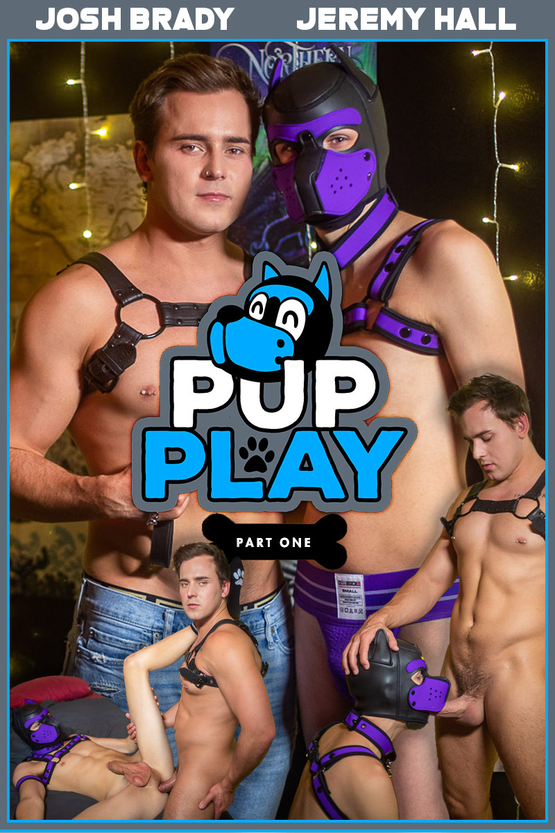 Pup Play Part One - Josh Brady and Jeremy Hall Cover