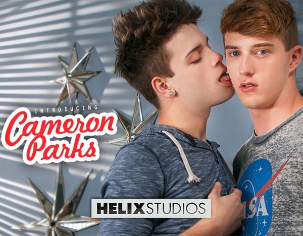 Introducing Cameron Parks (with Ryan Bailey) at HelixStudios