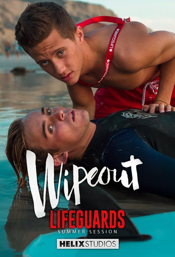 Lifeguards: Wipeout (Josh Brady Fucks Tyler Hill) at HelixStudios