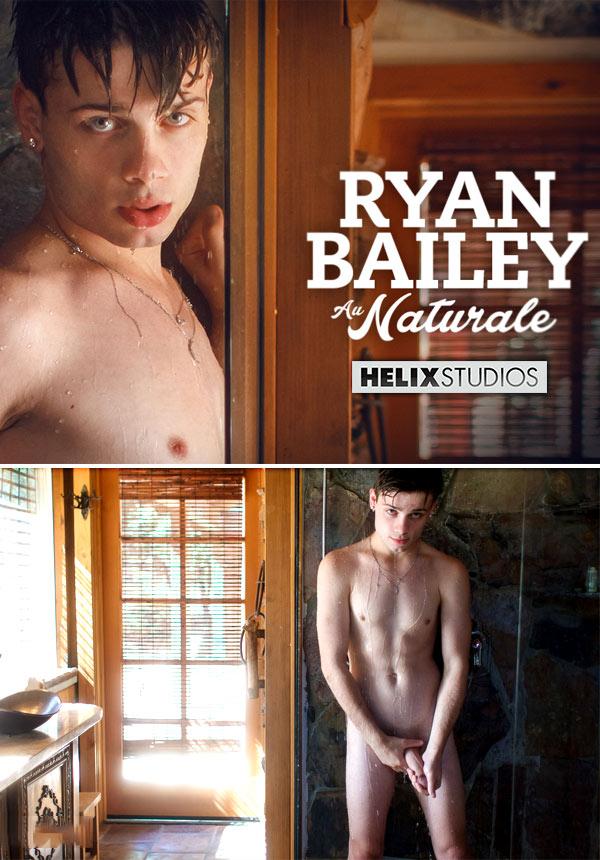 Ryan Bailey (Au Naturale) at HelixStudios