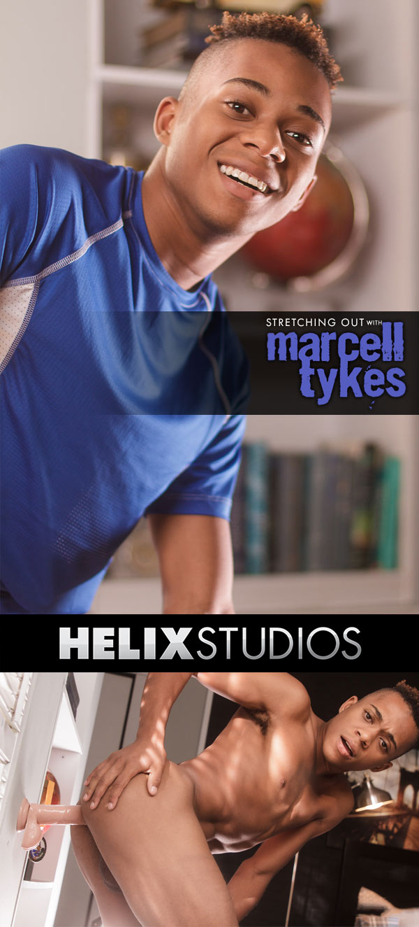 Marcell Tykes (Stretching Out) at HelixStudios