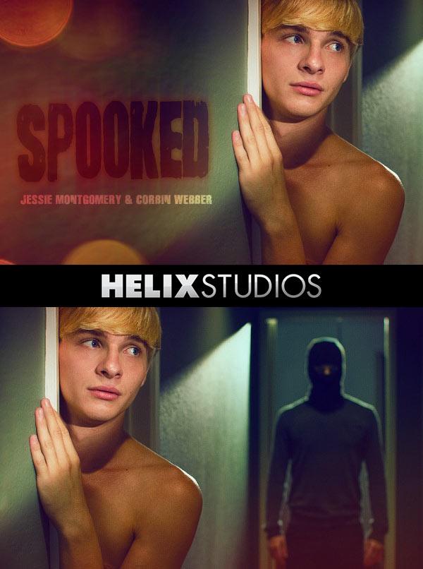 Spooked (Jessie Montgomery and Corbin Webber) at HelixStudios