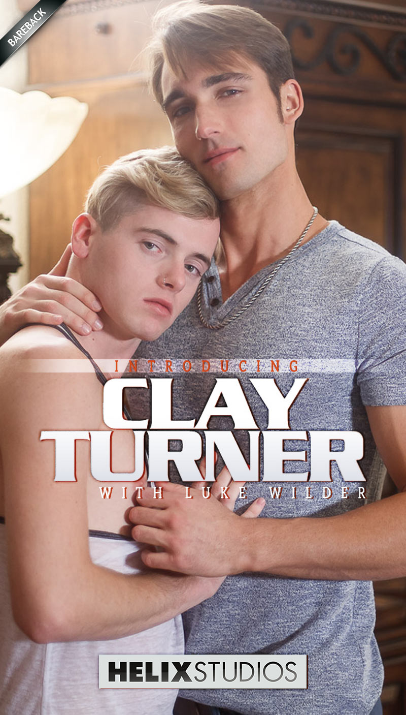 Introducing Clay Turner (with Luke Wilder) at HelixStudios