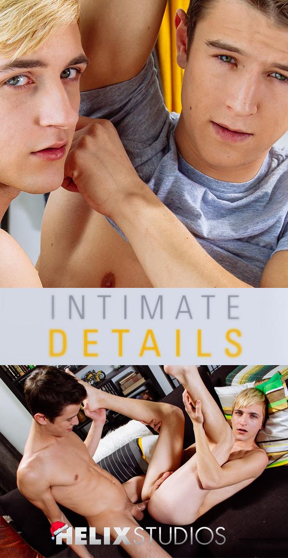 Intimate Details (Evan Parker Fucks Colby Klein) at HelixStudios