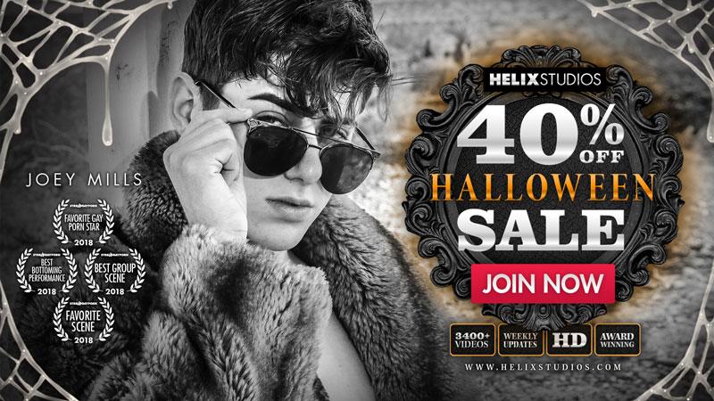Helix Studios 2018 Halloween Sale at HelixStudios