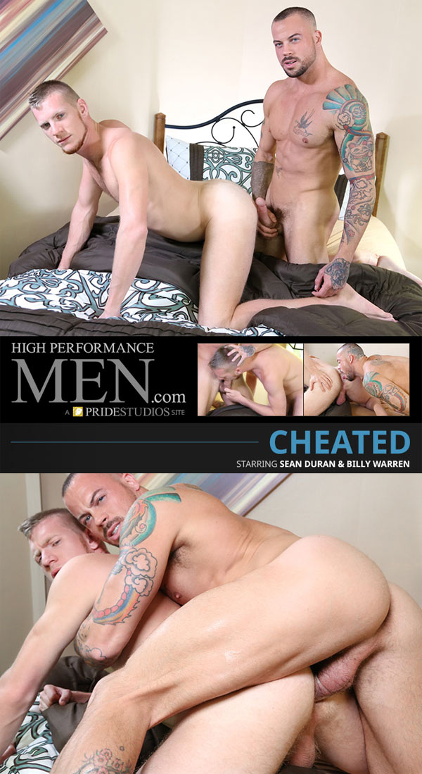 Cheated (Sean Duran & Billy Warren) at High Performance Men