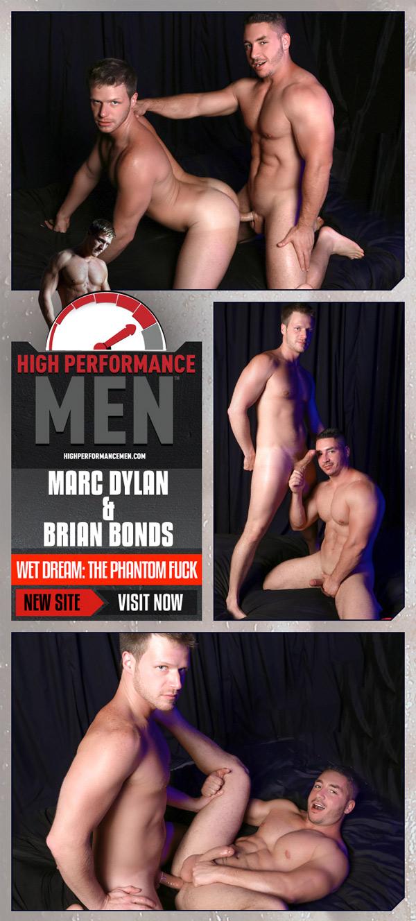 Wet Dream: The Phantom Fuck (Marc Dylan & Brian Bonds) at High Performance Men