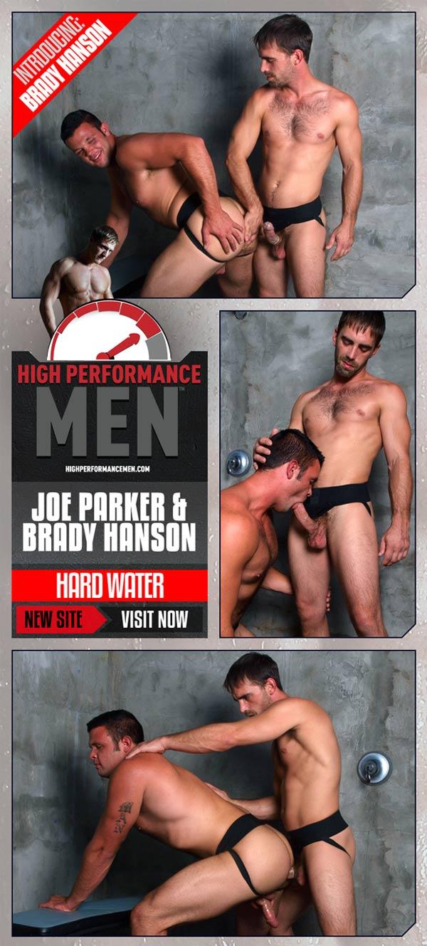 Hard Water (Joe Parker & Brady Hanson) at High Performance Men