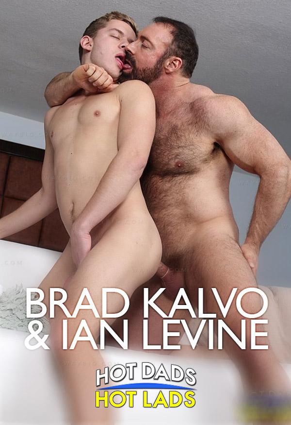Brad Kalvo & Ian Levine at HotDadsHotLads.com