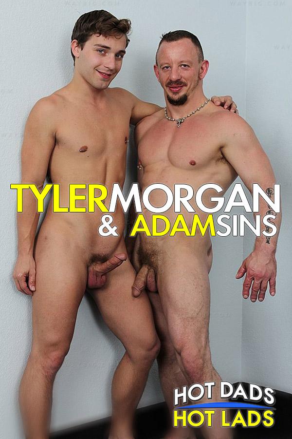 Tyler Morgan & Adam Sins at HotDadsHotLads.com