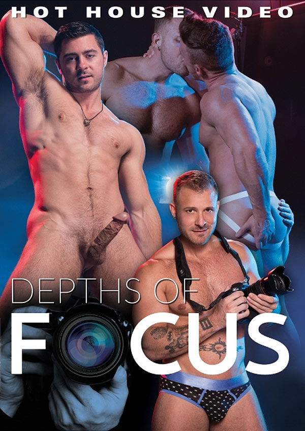 Depths Of Focus (Austin Wolf, Gabriel Cross and Alexander Volkov) (Scene 1) at Hothouse