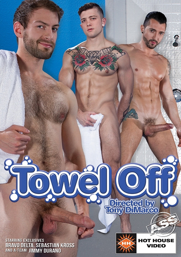 Towel Off (Austin Wolf Fucks Bruno Bernal) (Scene 2) at Hothouse