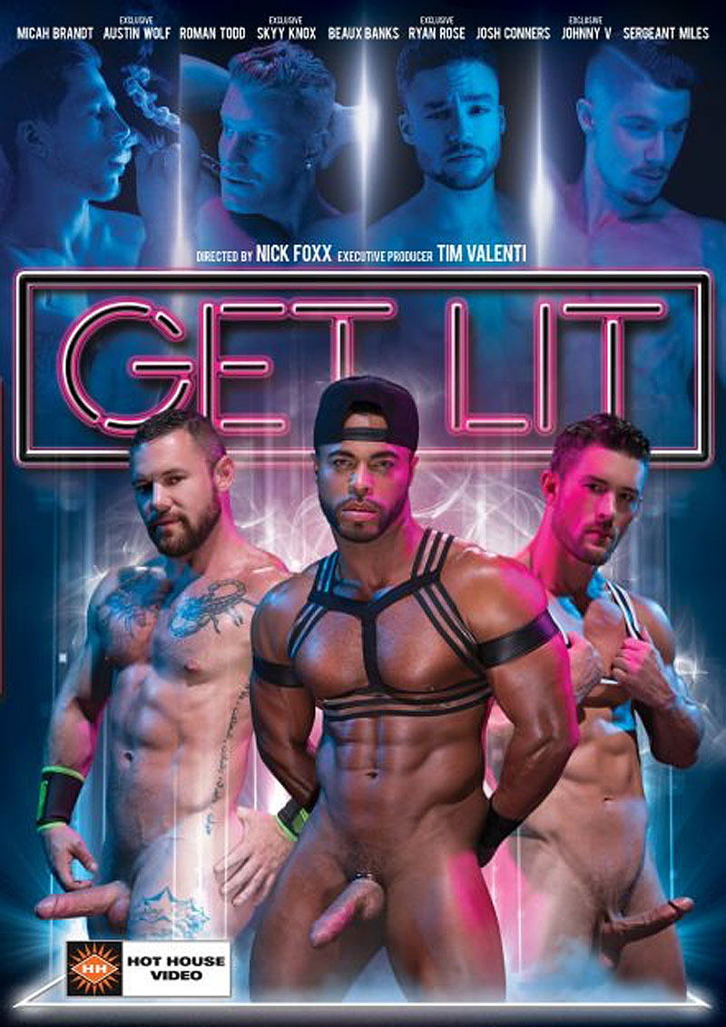Get LIT (Micah Brandt, Ryan Rose and Austin Wolf) (Scene 4) at Hothouse
