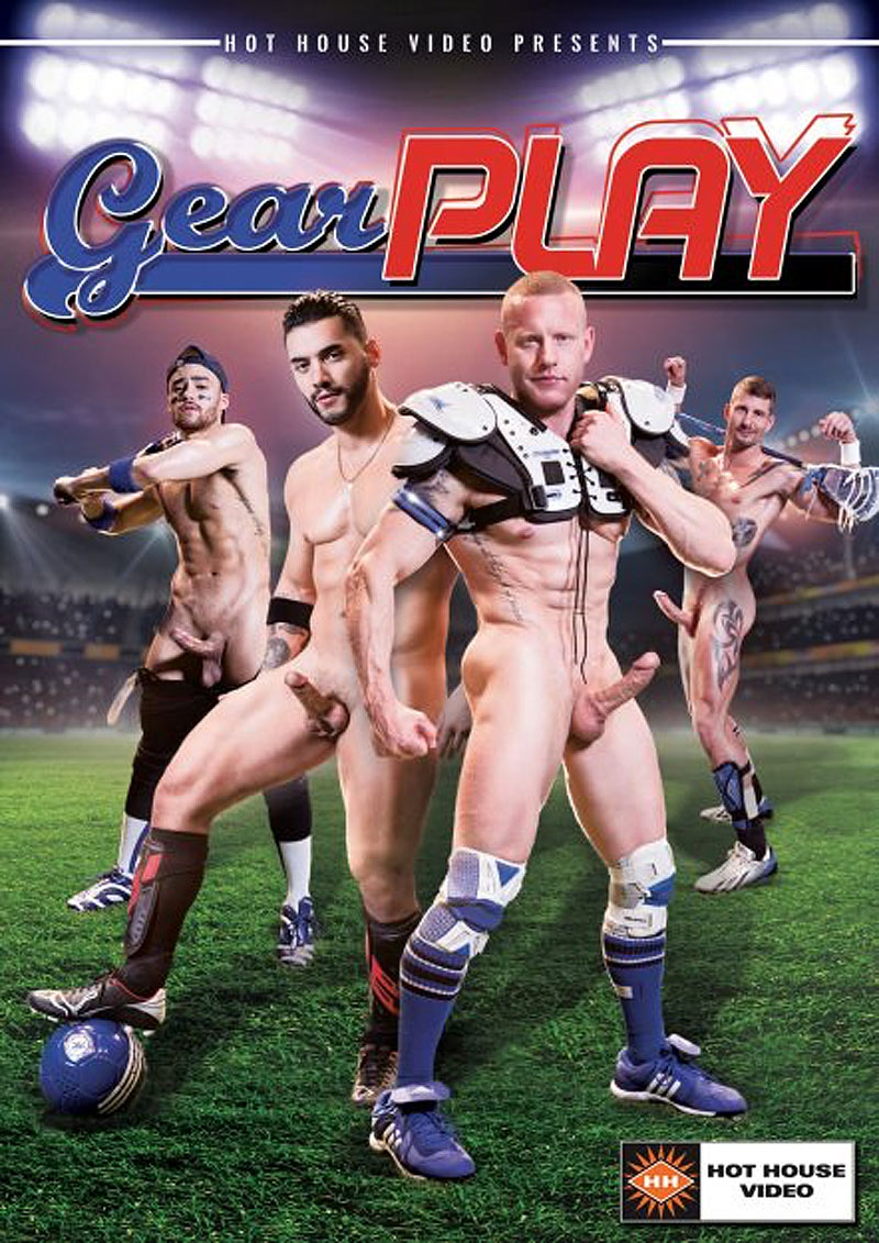 Gear Play (Beaux Banks, JJ Knight and Nick Sterling) (Scene 5) at Hothouse