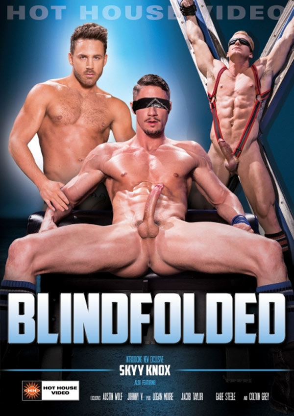 Blindfolded (Jacob Taylor Fucks Gabe Steele) (Scene 2) at Hothouse