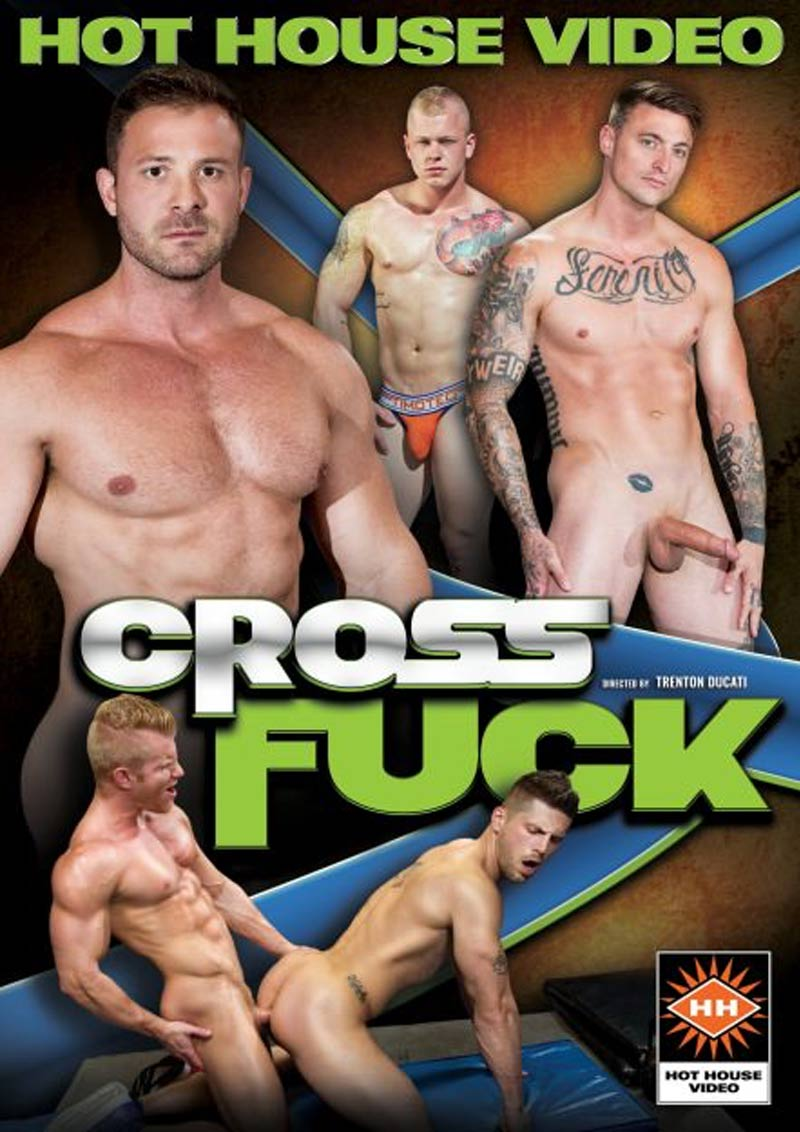 Cross Fuck, Scene 3 (Pierce Paris Fucks Johnny V) at Hothouse