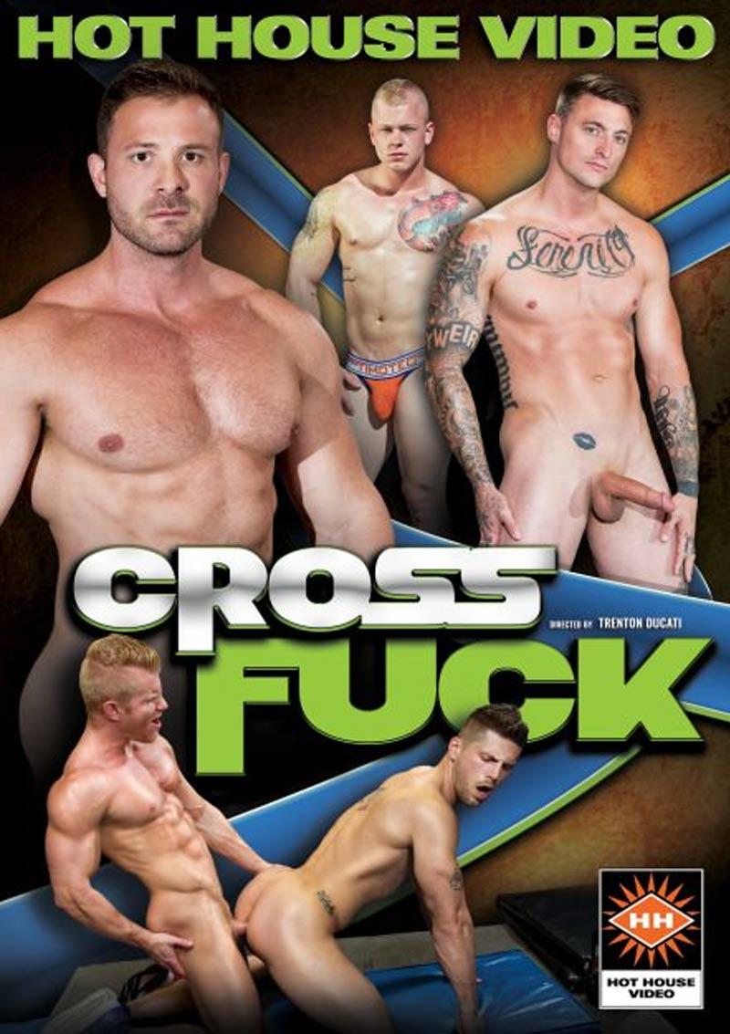 Cross Fuck, Scene 4 (Austin Wolf Fucks Jack Hunter) at Hothouse