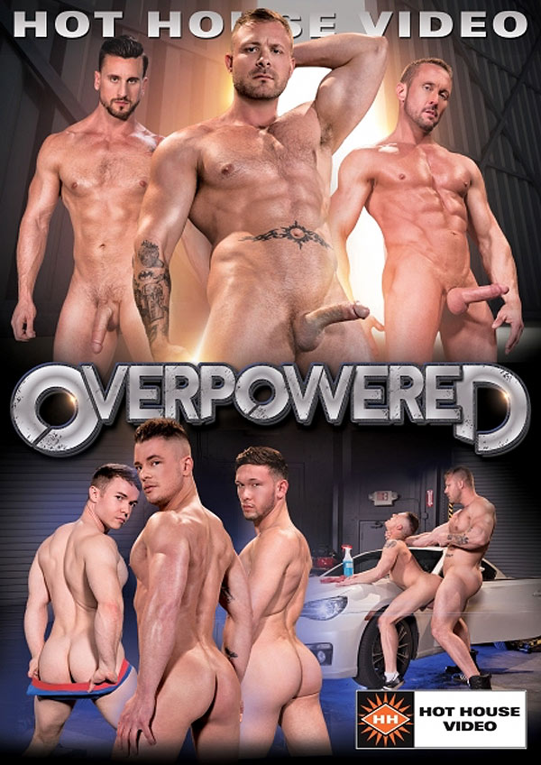 Overpowered (Austin Wolf Fucks Rex Cameron) (Scene 1) at Hothouse